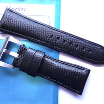 Bodhy strap Leather strap in 26mm - Saffiano in 26/22mm for...