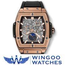 Hublot SPIRIT OF BIG BANG MOONPHASE KING GOLD Ref. 647.OX.1138.RX