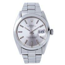 롤렉스 (Rolex) Oyster Perpetual Date Silver Sigma Dial ref. 1500...
