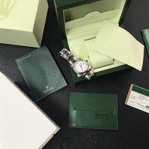 Rolex Datejust Date Oyster ser RRR Oyster full garanzia