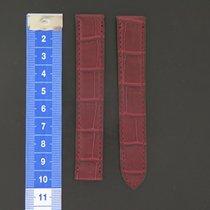 Cartier Crocodile Leather Strap 17 mm