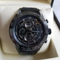 TAG Heuer Carrera Calibre HEUER 01 Ceramic Full Black