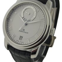 Blancpain 4213-3442-55B Le Brassus 8 Jour in Platinum - on...