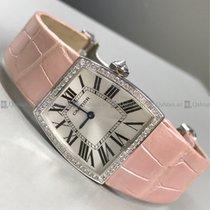 Cartier - La Dona De WE600151 Diamond Bezel White Dial WG
