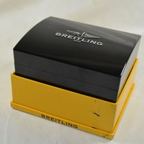Breitling Uhren Box Watch Box Case Rar Bakelite Vintage 90er...
