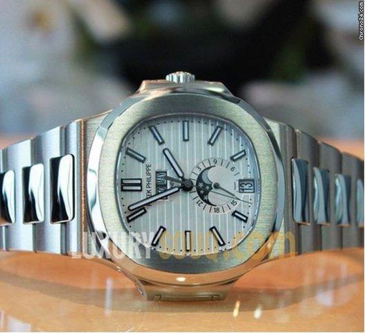 Часы похожие на patek philippe nautilus