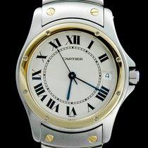 Cartier Santos Ronde Galbee