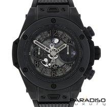 Hublot Big Bang Unico All Black limited 500 pc LIKE NEW FULL SETT