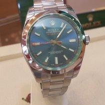 Rolex Milgauss, Z-blue