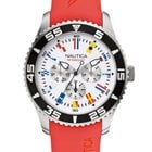 Nautica NST 07 Flag A12628G Multifunktion 44 mm 10 ATM