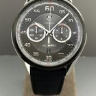 TAG Heuer Calibre 1887 Automatic Chronograph Bull Head Watch 45mm