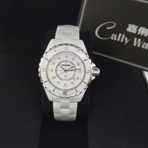 Chanel Cally - H1628 White Ceramics