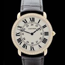 Cartier Ronde Louis -  Cartier - Ref.: wr000651 - 18.Karat...