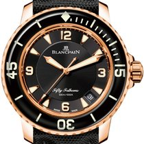 Blancpain Fifty Fathoms Automatic 5015-3630-52