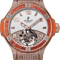 Hublot Big Bang Tourbillon Tutti Frutti Limited 41mm 345.PO.20...