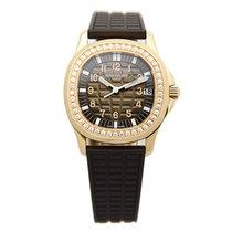 百達翡麗 (Patek Philippe) New  Aquanaut 18k Rose Gold Gray...