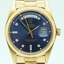 Ρολεξ (Rolex) Rolex Day Date 18k Gold 1803 Borke