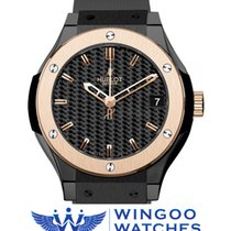 Hublot - Classic Fusion Ceramic King Gold Ref. 581.CO.1780.RX