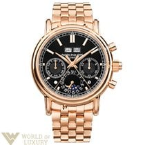 Patek Philippe Grand Complications 40.2mm Rose Gold Men's...