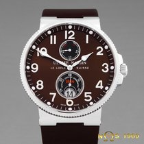 Ulysse Nardin Maxi Marine 263-66 Chronometer 41 mm New  Box...