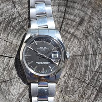 Rolex Oyster Perpetual Date cal 3035 Black Dial Automatic