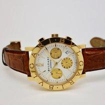 Bulgari Cronografo Automatico oro giallo 38 mm