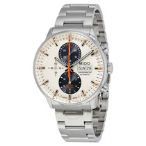 Mido Commander II Limited Edition Chronograph Automatic...