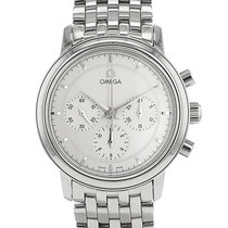 Omega De Ville Chronometer en acier Vers 2000