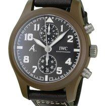 "IWC Pilot Chronographe ""The lasty Flight - 1944 / 2014"""