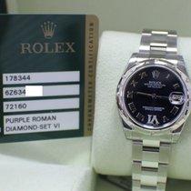 Rolex New Midsize 31MM  Stainless & 18K Gold Diamond Bezel...