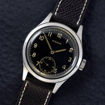 Eterna Rare Vintage Waterproof / Gilt Radium Dial / Cal.852 /...
