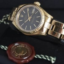 Rolex Lady-Datejust Superlative Chronometer 18k gold, Oyster band