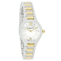 Raymond Weil Noemia Diamond Ladies MOP Quartz Watch 5127-STP-0...