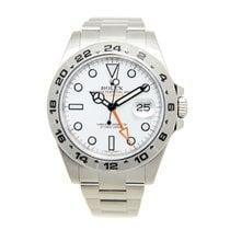 勞力士 (Rolex) Stainless Steel White Automatic 216570WT
