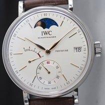 IWC Portofino Handaufzug Moon Phase, Ref. IW516401