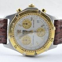 TAG Heuer Professional 2000 Herren Uhr Chrono Stahl Gold Ck1121