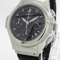"Hublot ""MDM Chronograph"" Watch"