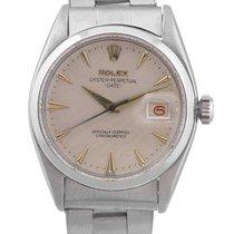 Rolex Ref. 6534 Steel Oyster Perpetual  Date Circa 1957