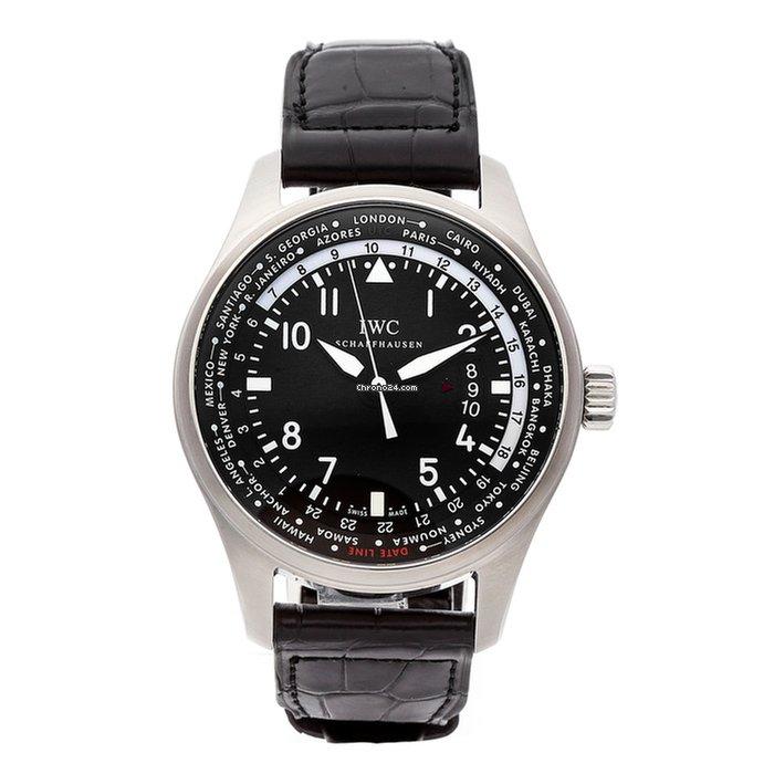 IWC Pilot Worldtimer IW3262-01 eladó 1 522 229 Ft Trusted Seller státuszú  eladótól a Chrono24-en 625b3a8a9a