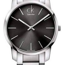 ck Calvin Klein city Herrenuhr K2G21161