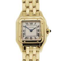 カルティエ (Cartier) Panther 18k  Gold Champagne Dial Ladies Watch
