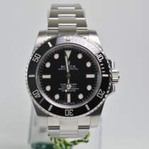 Rolex Submariner No Date 114060 Neu