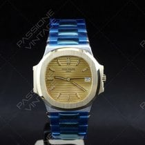 Patek Philippe Nautilus steel and gold  full set