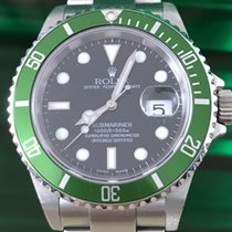 Rolex Submariner Date Ref. 16610 LV Fat Four/Box F10.....