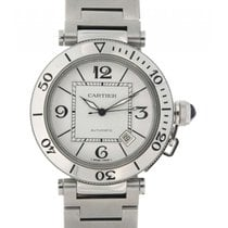 Cartier Pasha Seatimer W31080m7 Steel, 40mm