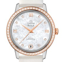 Omega De Ville Prestige Co-Axial Butterfly 32.7mm