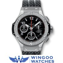 Hublot - Big Bang Steel 41mm Midsize Watch Ref. 342.SX.130.RX.114