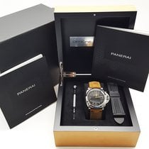 Panerai Luminor 1950 3 Days Acciaio  Mens Watch pam00372