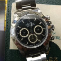 Rolex Daytona - 16520 - Serial L - Black - SUPER FULL SET 1989