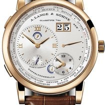 A. Lange & Söhne 116.032 Lange 1 Time Zone 41.9mm 18k Rose...